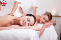 Couples' Spa Massage and Facial