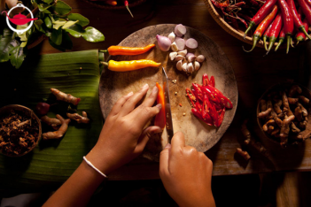 Southeast Asian Cooking Class for Two
