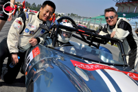Ginetta G20 Racing Car Experience