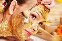 Gold Leaf Facial