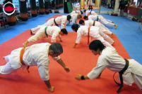 Private Kyokushin Karate Training for Two