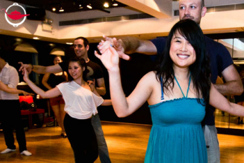 Salsa Dance Classes for Two