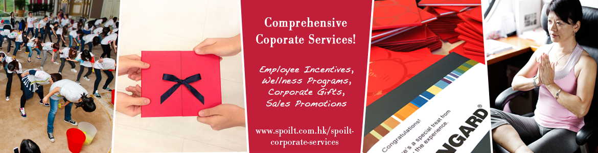 Spoilt Corporate Services Hong Kong