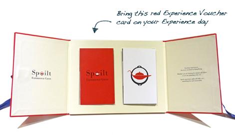 Spoilt voucher card